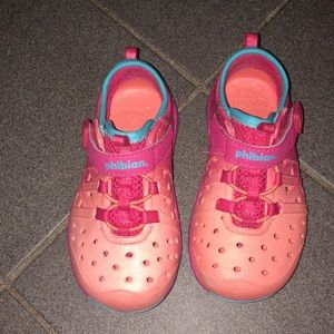 Stride Rite m2p Phibian Water Shoes Size 7C